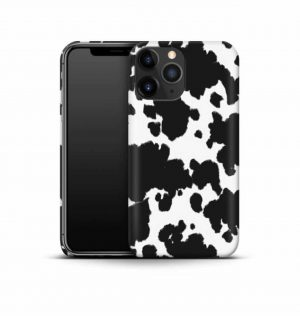 Cow print phone case (hard)