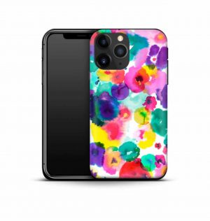 Watercolor flower phone case (premium)